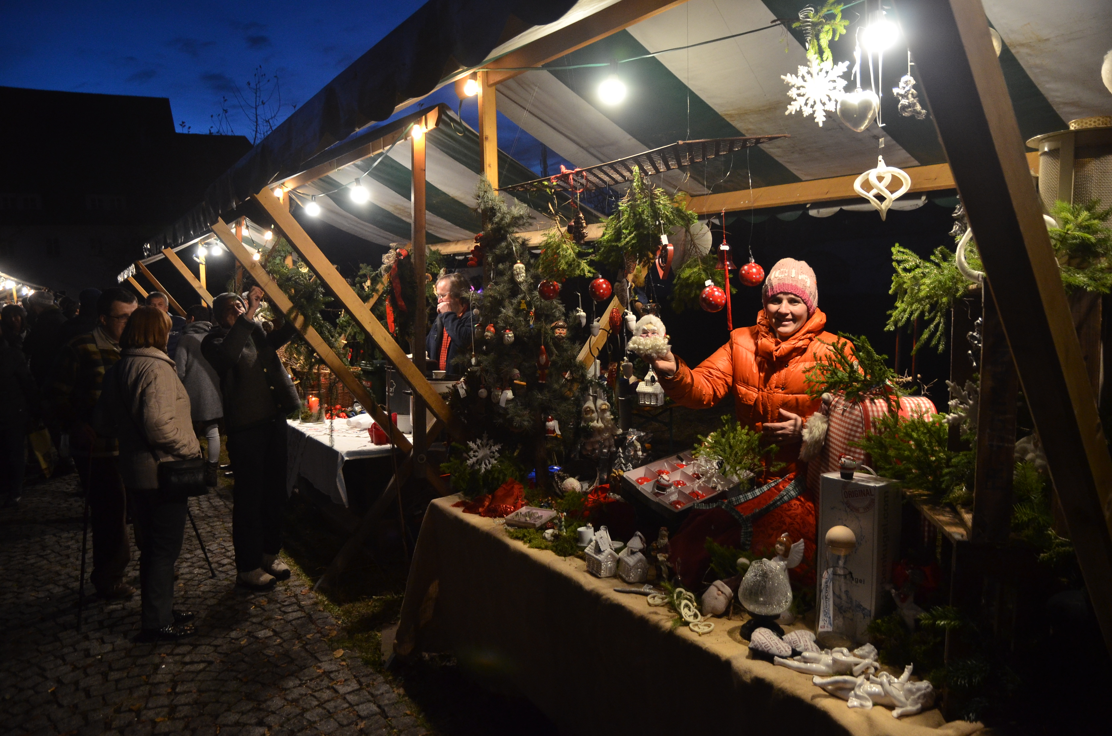 Telfer Advent am Birkenberg