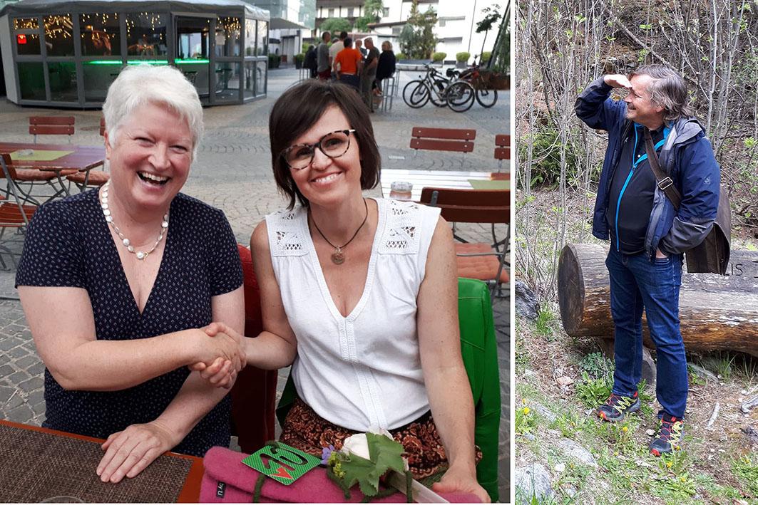Freunde und Freizeitpartner Tirol - Gesuche